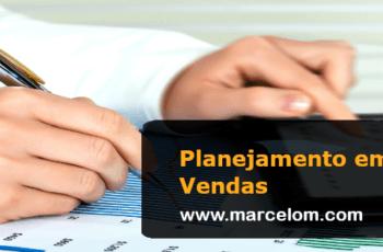 Planejamento de vendas para empreendedores