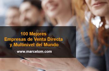 100 mayores Empresas de Multinivel del Mundo