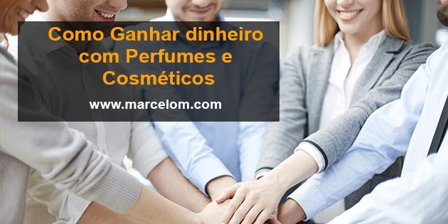 ¿Cómo ganar dinero en el mercado de perfumes y cosméticos?