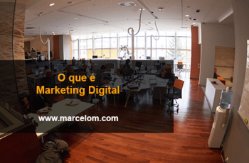 O que é o Marketing digital