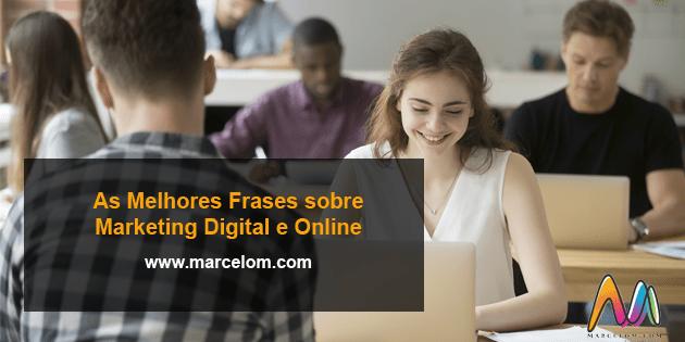 65 Frases de marketing digital